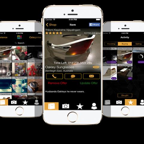 MMAO iOS/iPhone App