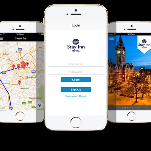 Stay Inn iOS/iPhone App