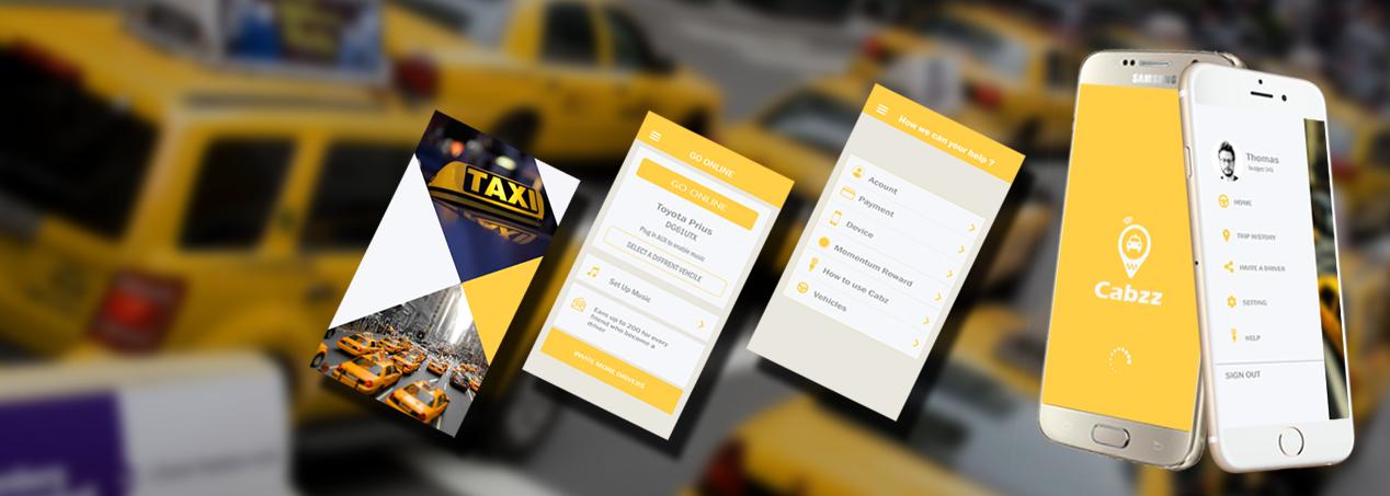 Cabzz Taxi App